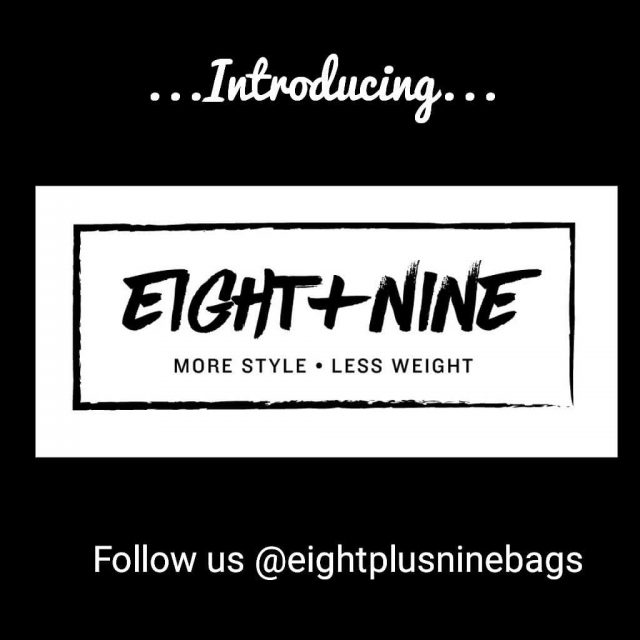 Introducing EightNine BRAND Follow us eightplusninebags and stay in thehellip